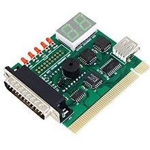 MIT 2-Digit USB Motherboard Diagnostic Debug Card